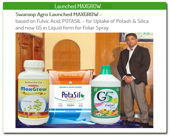 launched maxgrow